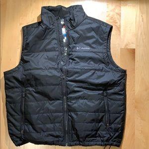 Columbia Men's Omni Heat Vest Sz XL NWOT